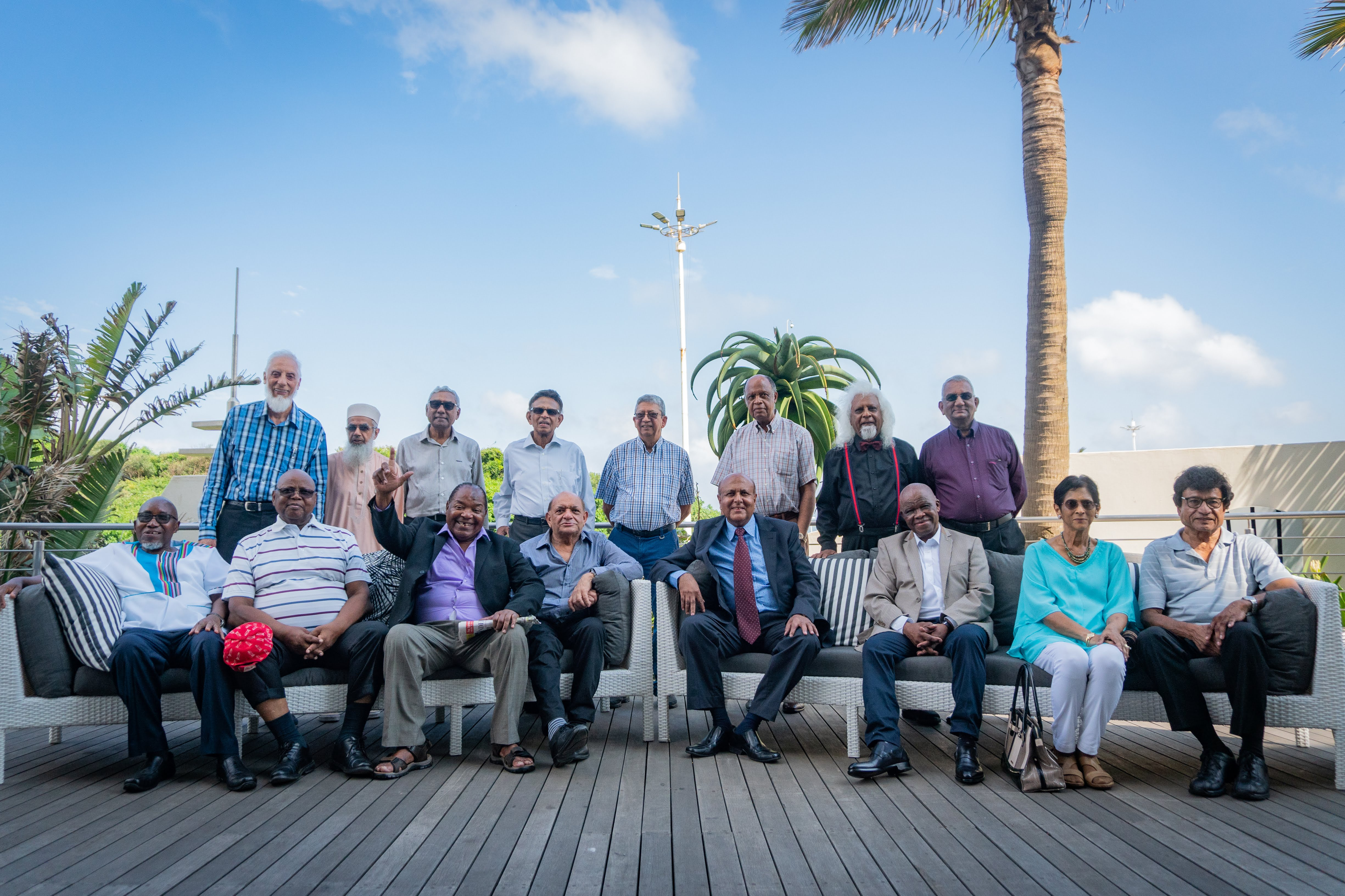 UKZN Medical School Class of '69 Holds 50-Year Reunion